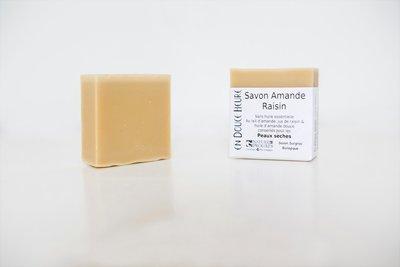 Savon AMANDE RAISIN - 100g
