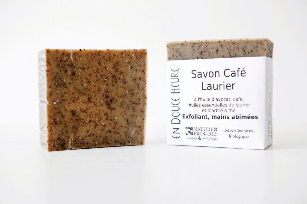 Savon CAFÉ LAURIER - 100g