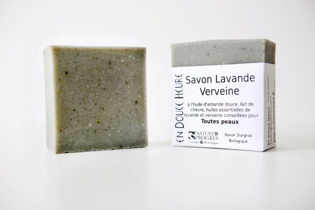 Savon LAVANDE VERVEINE - 100g