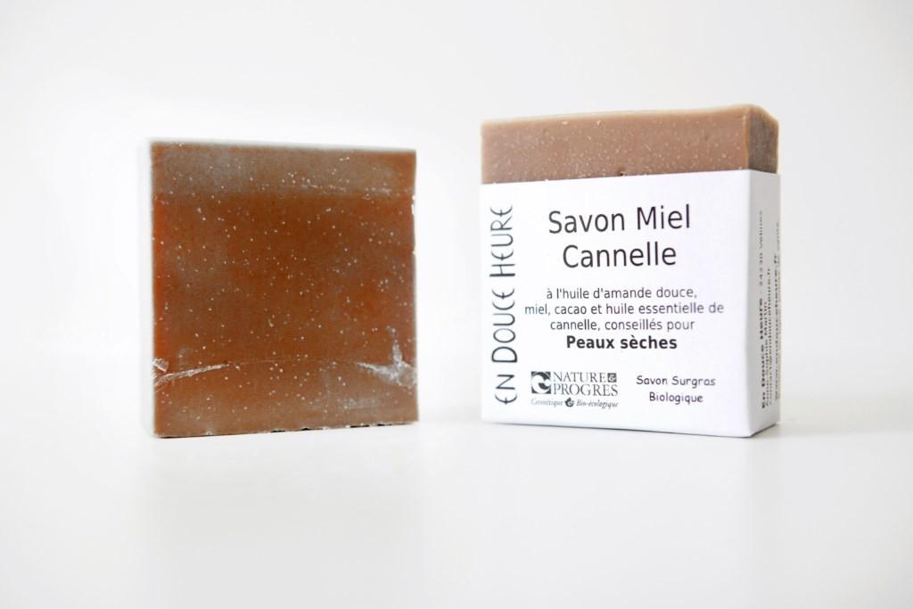 Savon MIEL CANNELLE - 100g