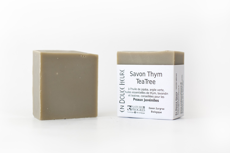 Savon THYM TEA TREE - 100g