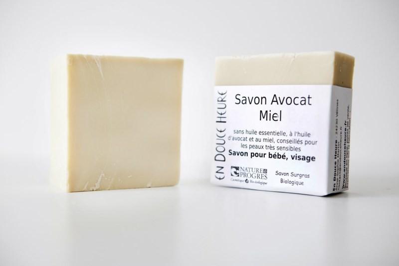 Savon AVOCAT MIEL - 100g