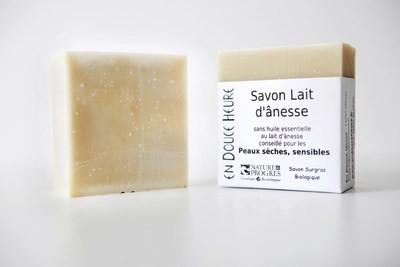 Savon LAIT D'ÂNESSE - 100g