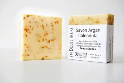 Savon ARGAN CALENDULA - 100g