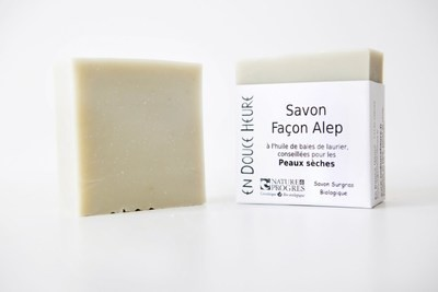 Savon FAÇON ALEP - 100g