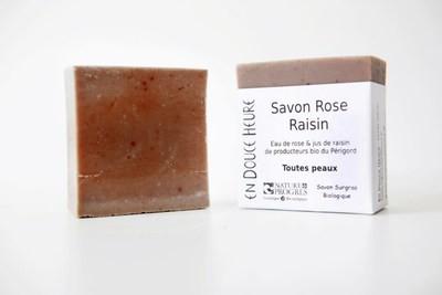 Savon ROSE RAISIN - 100g
