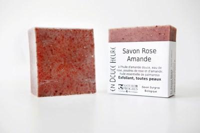 Savon ROSE AMANDE - 100g