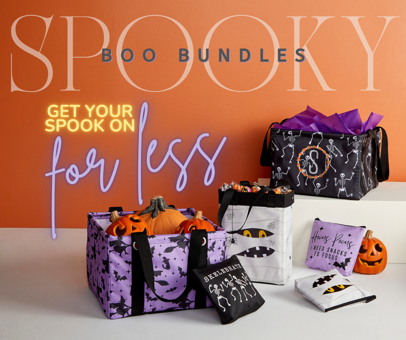 Post Pack - Halloween Boo Bundles for 31 Consultants