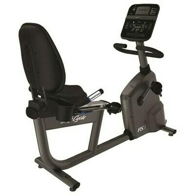 Life Fitness RS3 Track Recumbent Bike