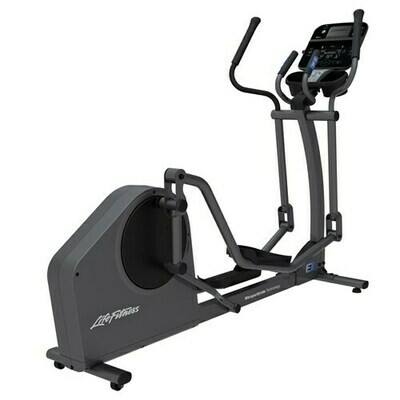 Life Fitness E1 Elliptical Cross-Trainer w/Track Console
