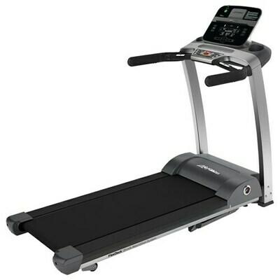 Life Fitness F3 Folding Treadmill w/Track Console