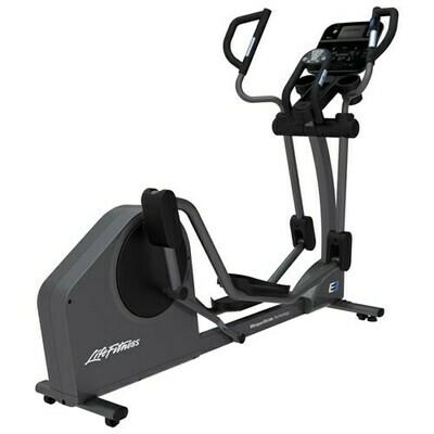 Life Fitness E3 Elliptical Cross-Trainer w/Track Console
