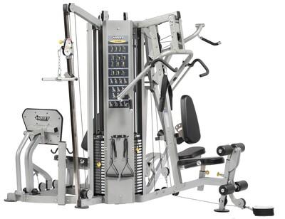 Hoist H-4400 4 Stack Multi Gym