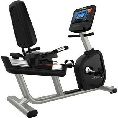Life Fitness Club Series+ Recumbent Bike w/SE3HD Console