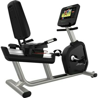Life Fitness Club Series+ Recumbent Bike w/ST Console