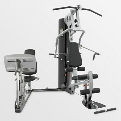 Life Fitness G2 Home Gym w/Leg Press