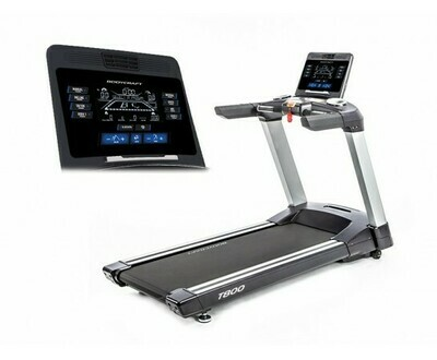 BodyCraft T800 Treadmill w/ 9