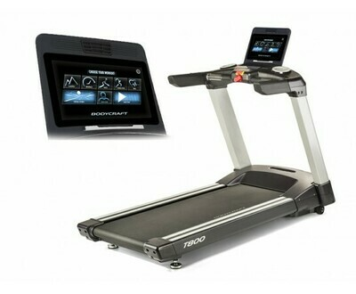BodyCraft T800 Treadmill w/16