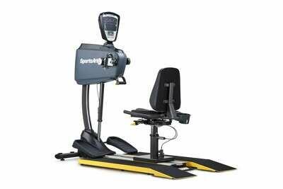 SportsArt UB521M Medical Bilateral Upper Body Ergometer - Call for best pricing!