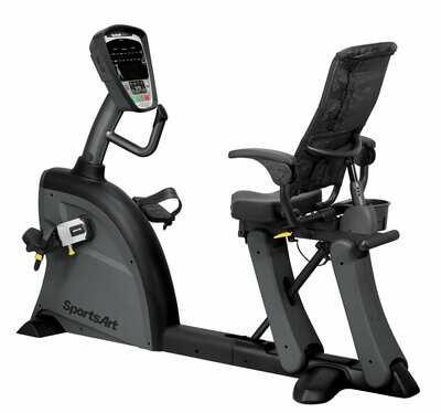 SportsArt C521M Medical Bi Directional Recumbent Bike - Call for best pricing!