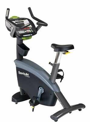 SportsArt C575U Self Generating Upright Bike - Call for best pricing!