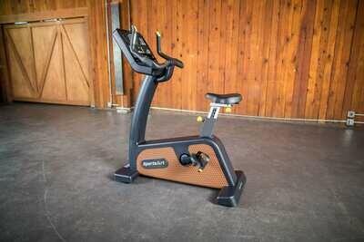 SportsArt C576U Self Generating Upright Bike - Call for best pricing!