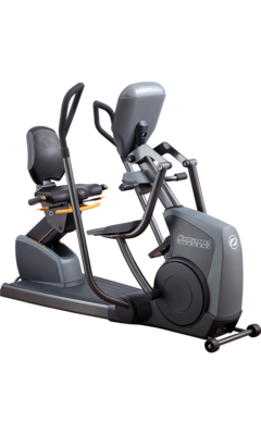 Octane Fitness XR6000 xRide Recumbent Elliptical w/Smart Console
