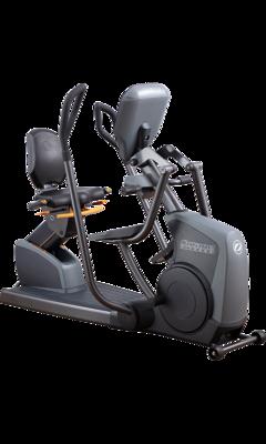 Octane Fitness XR6000 xRide Recumbent Elliptical w/Standard console