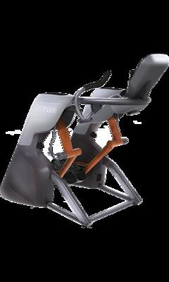 Octane Fitness ZR8000 Zero Runner w/Smart Console