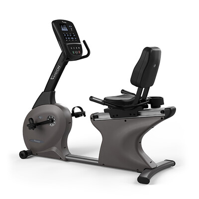 Vision Fitness R60 Light Commercial Recumbent Bike - Call for best pricing