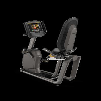 Matrix R50 Recumbent Exercise Bike w/XER Console