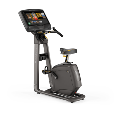 Matrix U50 Upright Exercise Bike w/XUR Console