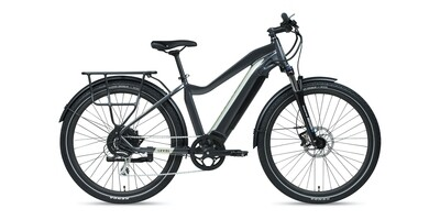 Aventon Level Commuter Step-Over w/Throttle After Pedal