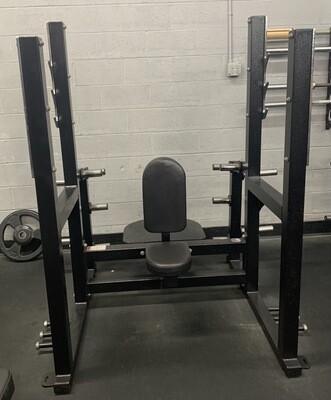 Legend Fitness Pro Series #3242 Olympic Shoulder Bench