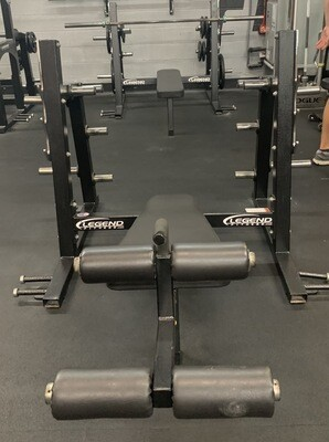 Legend Fitness Pro Series #3243 Olympic Decline Bench