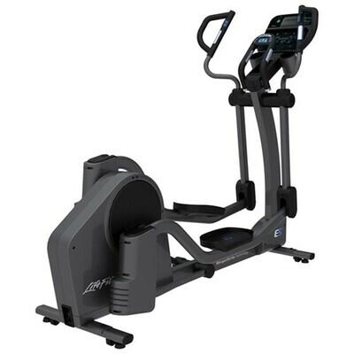 Life Fitness E5 Elliptical Cross-Trainer w/Track Console