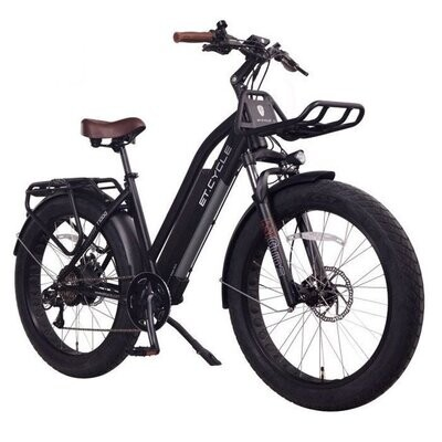 ET.Cycle T1000 Electric Fat Tire Step Thru