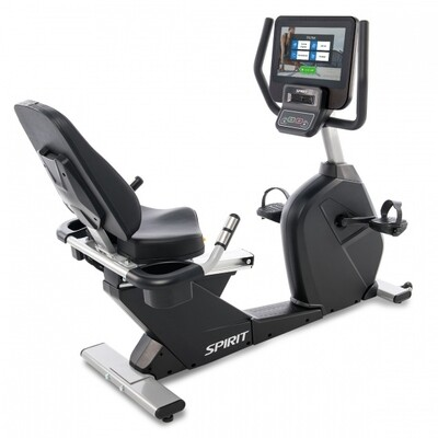 Spirit CR800ENT Recumbent Bike - Call for best pricing!