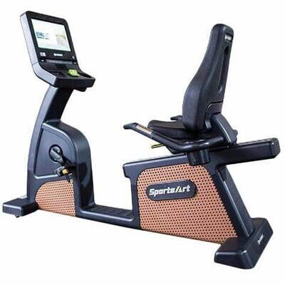 SportsArt C576R-16 Recumbent Bike - Call for best pricing!