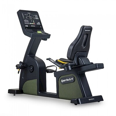 SportsArt G576R Recumbent Bike - Call for best pricing!