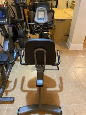Vision Fitness R2000 Recumbent Bike