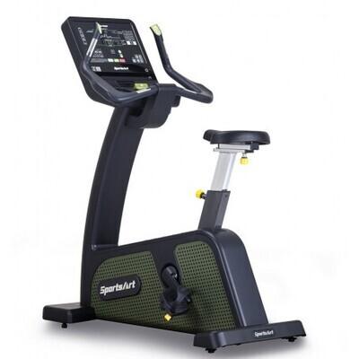 SportsArt ECO-POWR G576U Upright Bike - Call for best pricing!