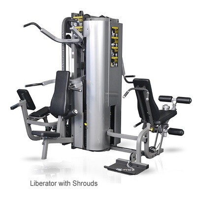 Inflight Liberator 3-Stack, 4-Station Multi Gym w/Full Shrouds - Call for best pricing!