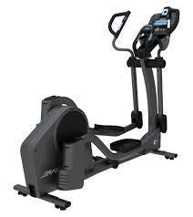 Life Fitness E5 Elliptical Cross-Trainer w/Go Console
