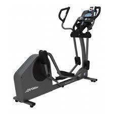 Life Fitness E3 Elliptical Cross-Trainer w/Go Console