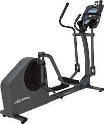 Life Fitness E1 Elliptical Cross-Trainer w/Go Console