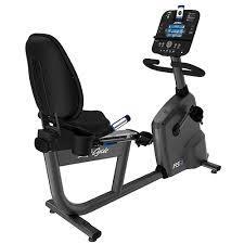 Life Fitness RS3 GO Recumbent Bike