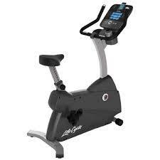 Life Fitness C3 GO Upright Bike