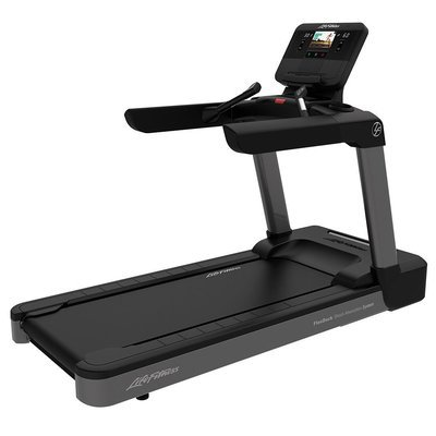 Life Fitness Club Series+ Treadmill w/X Console