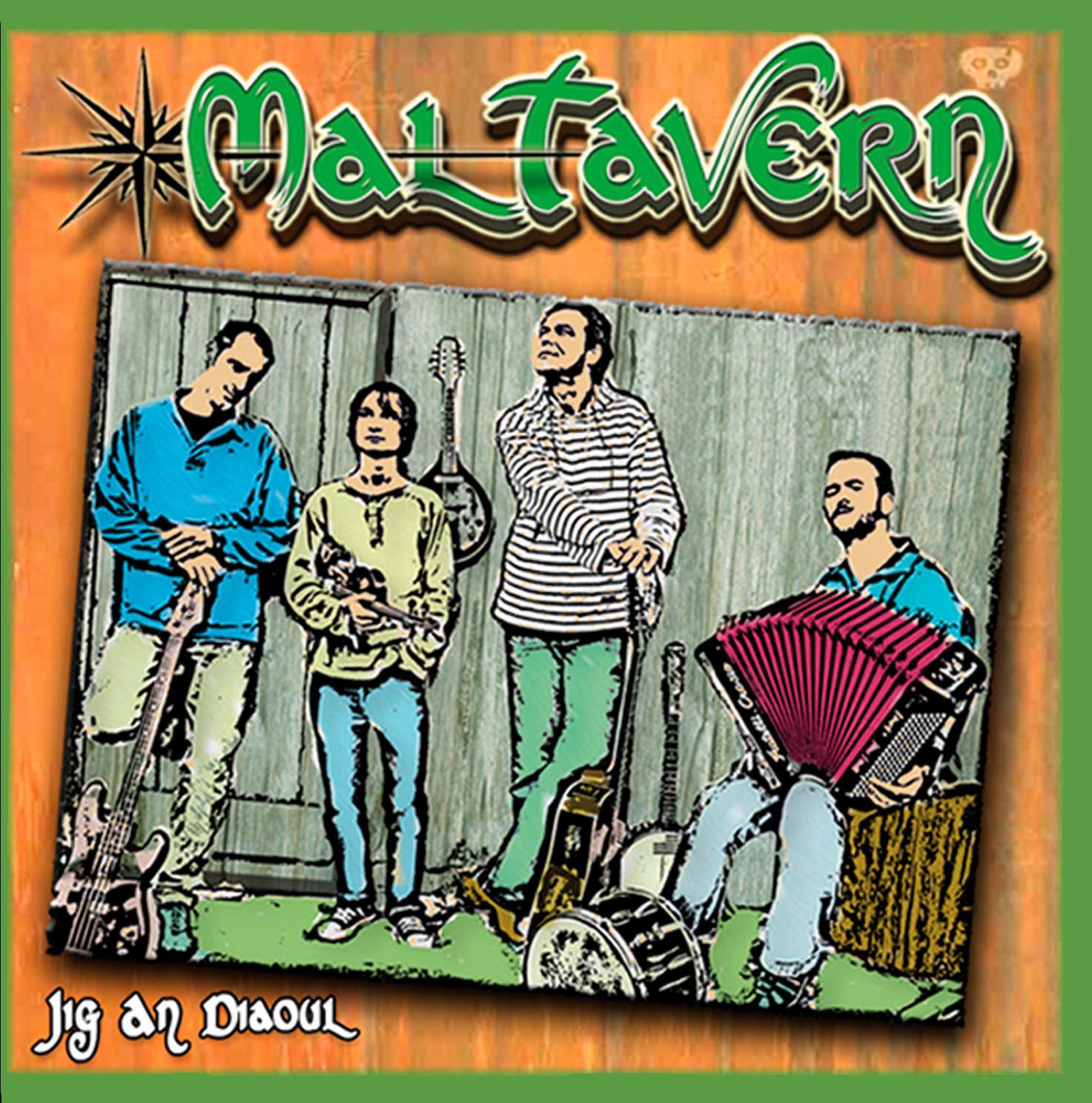 """CD """"JIG AN DIAOUL"""" (2007)"""